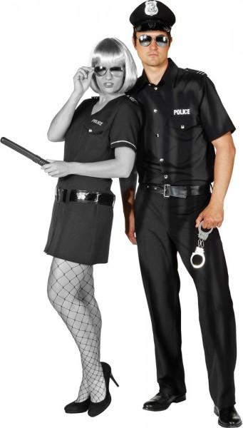 Polizist Paul Herrenkostüm