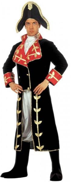 Kriegsherr Napoleon Herrenkostüm