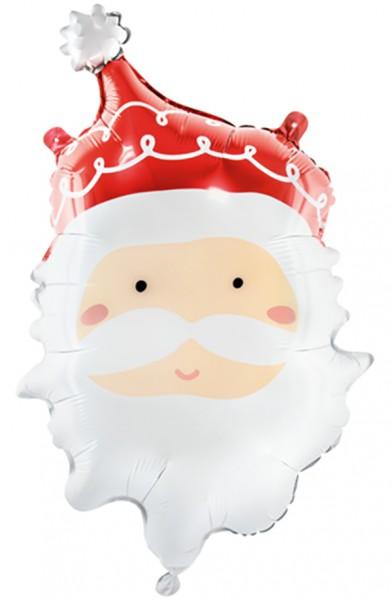 Ballon aluminium Santa Claus XXL 60cm