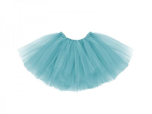 Tutu bleu 25x50cm