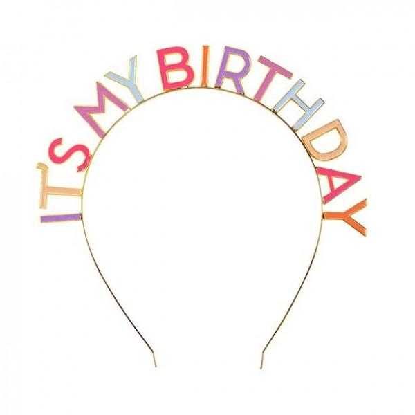 Bandeau d'anniversaire pour adultes
