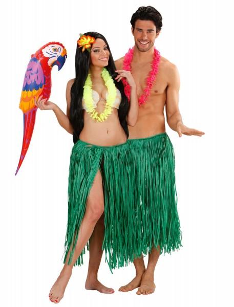 Aufblasbarer Party Papagei 1,10m