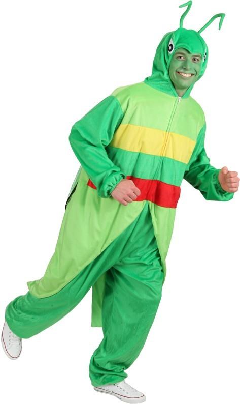 Gruner Grashupfer Grillen Kostum Party De