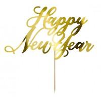 VIP New Year Tortendeko 24cm