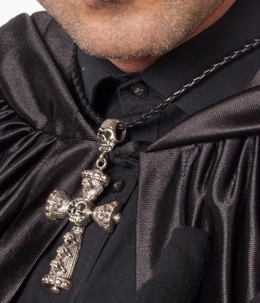 Gothic Dämonen Kreuzkette