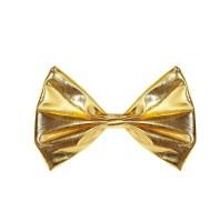 Gold Fliege Metall-Optik