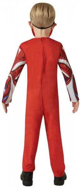 Roter Power Ranger Kinderkostüm