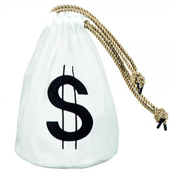 Dollarzeichen Geldsack 29 x 20cm