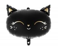 Folienballon Black Cat 48 x 36cm