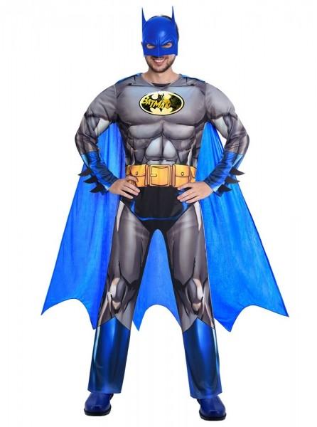 The Brave and the Bold Batman Herrenkostüm