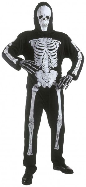 Boneman Sam boys costume black