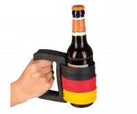 Deutschland Fan Getränkehalter mit Griff