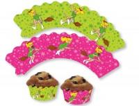 12 Bibi Blocksberg Muffin Banderolen