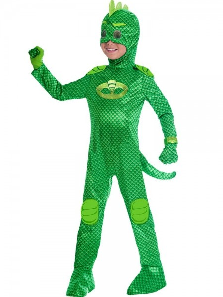 Costume Pyjamasques Gekko Deluxe