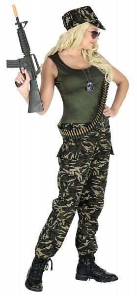 Armee Soldat Kostüm für Damen