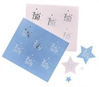24 Baby Boy or Girl Sticker Sticker
