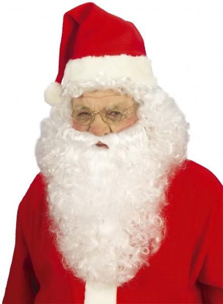Rauschender Weihnachtsmann Bart
