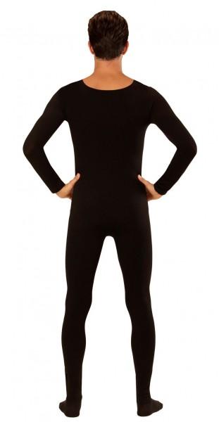 Full body pak heren zwart 3