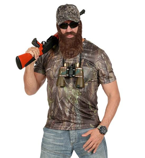 Jäger Kostüm Set für Herren