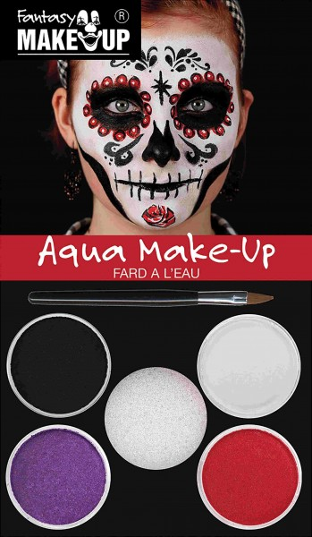 Tag Der Toten Alena Make Up Set
