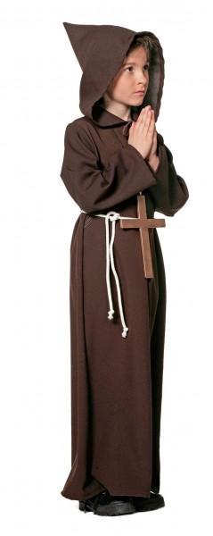 Déguisement moine de l'Ordre de la Croix