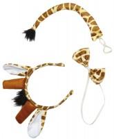 Süßes Giraffen Set Für Damen