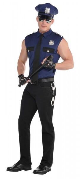 Kostium policjanta Johnny