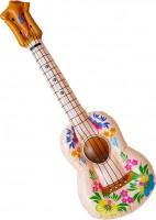 Bunte Hawaii Gitarre Aufblasbar
