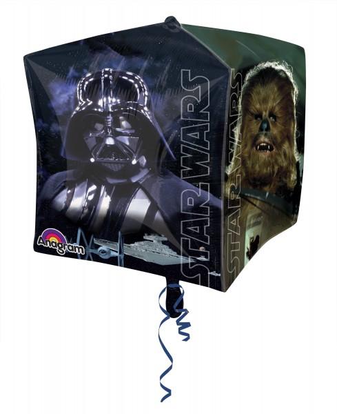 Cubez Ballon Star Wars Charaktere