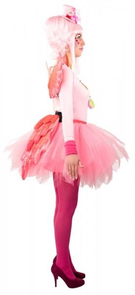 Flamingo Schwanz & Flügel