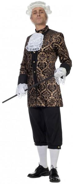 Barockes Kurfürst Gustavo Kostüm