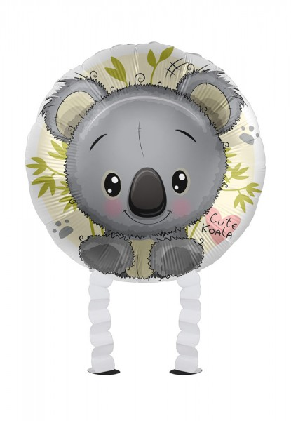 Balon foliowy Mini Koala Airwalker 43cm