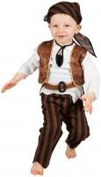Nachwuchs Piraten Kapitän Kostüm
