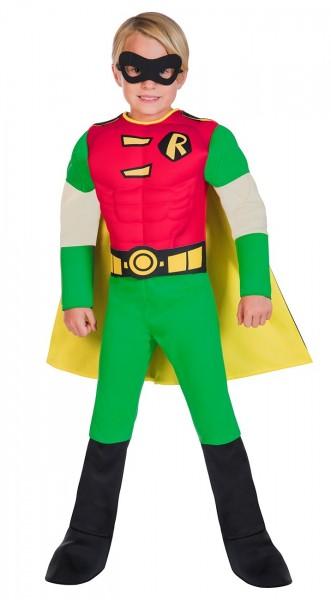 Superheld Robin Kinderkostüm