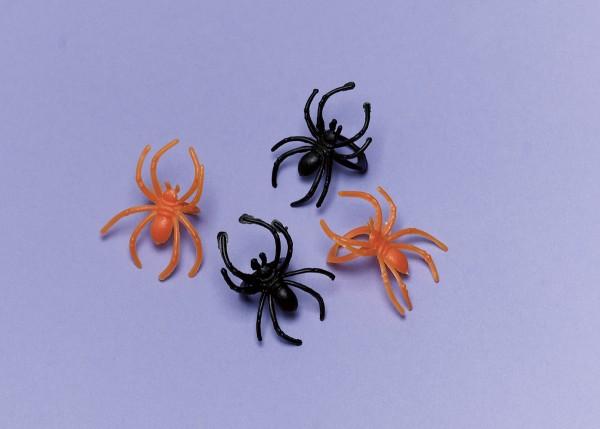 30 ringen met spinnenfiguur