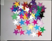 Kunterbunte XL Stern Streudeko Estrella 14g