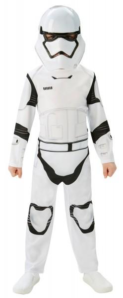 Star Wars VII Weißes Stormtrooper Kinderkostüm