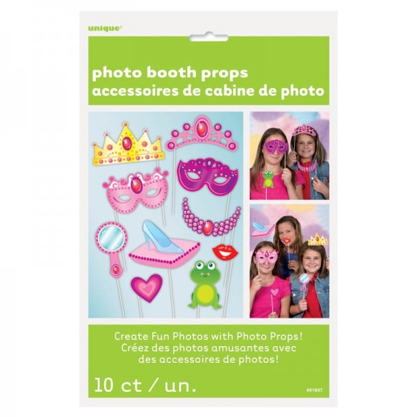 Prinzessin Marie Foto Requisiten 10-Teilig