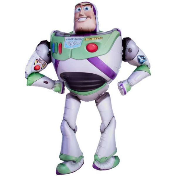 Buzz Lightyear Airwalker Folienballon 157cm