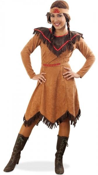 Indianerin Anpaytoo Damenkostüm