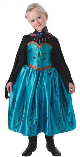 Frozen Elsa Mädchenkostüm 1