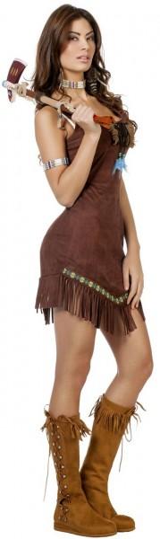 Sexy Indianerin Keya Kostüm