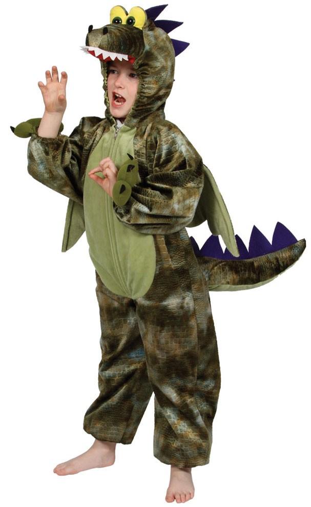 Rex Dinosaurier Kostüm Für Kinder