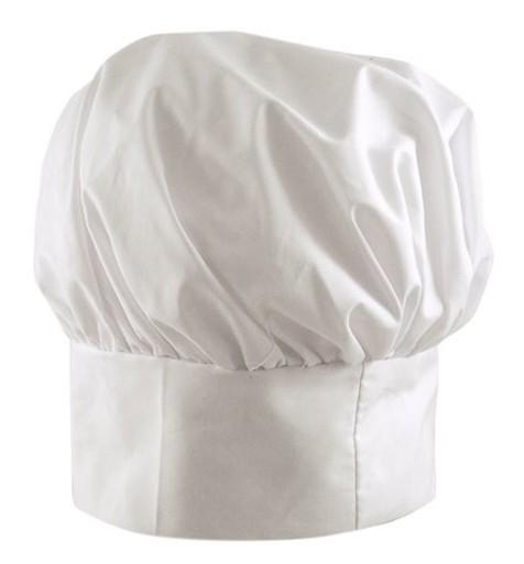 Chef de cuisine chef hat