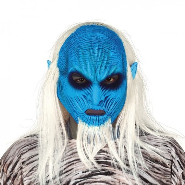Eismonster Maske für Erwachsene