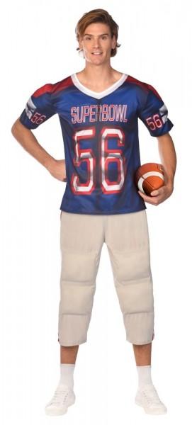 Costume de football américain pour homme