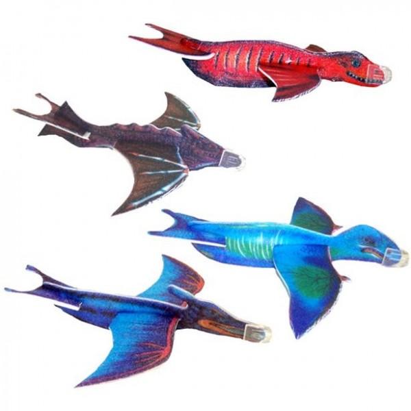 1 Dinosaurier Flieger 18cm