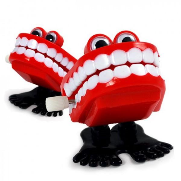 Waddling zęby
