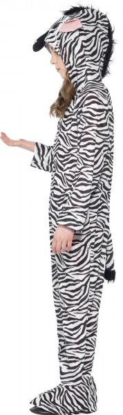 Wildes Zebra Kinderkostüm