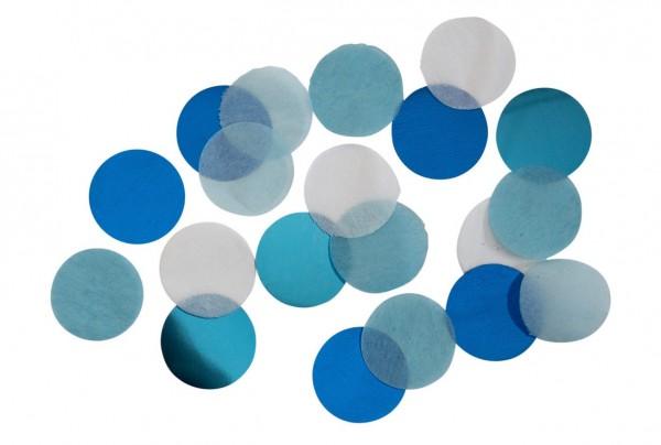 Shiny Blue Confetti 15g